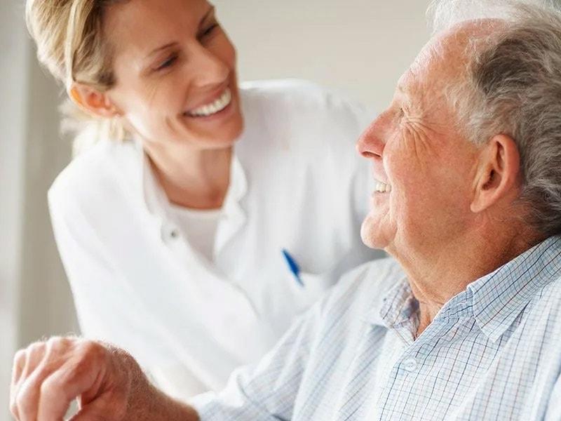Уход за престарелыми больными 2