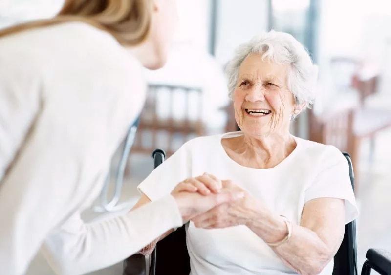 Уход за престарелыми больными 3