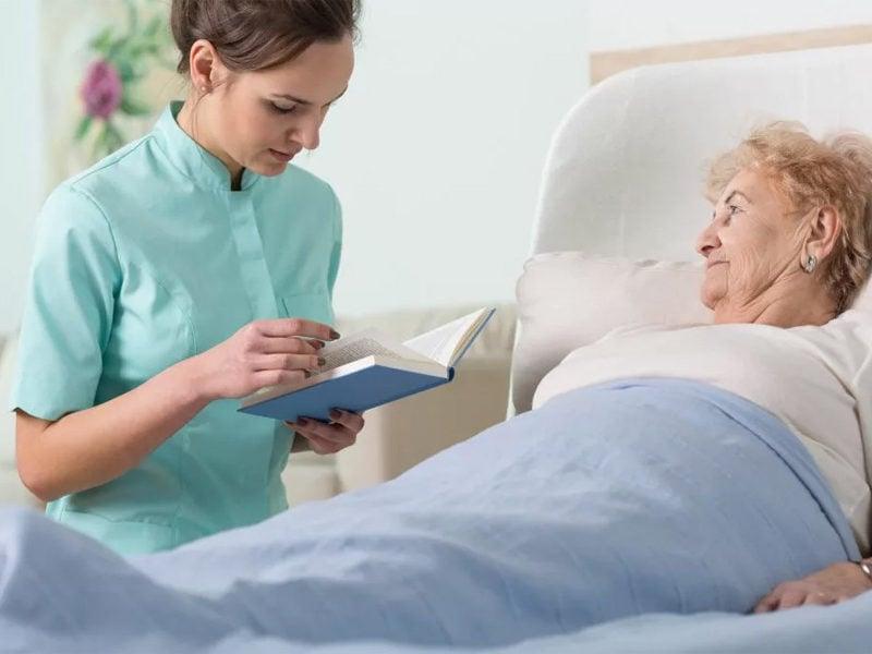 Уход за престарелыми больными 4