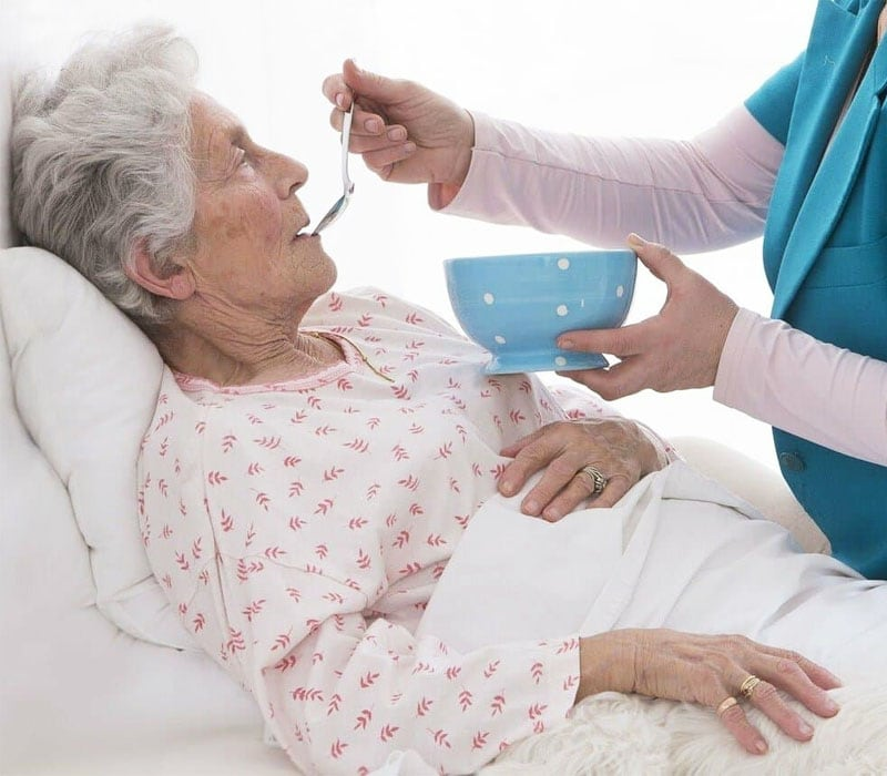 Уход за престарелыми больными 5