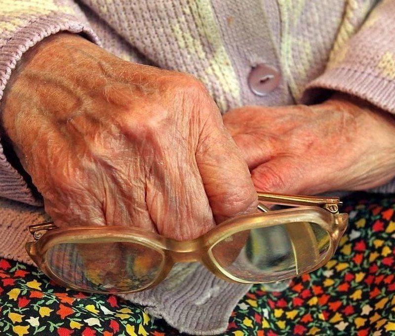 Уход за слепыми и слабовидящими3